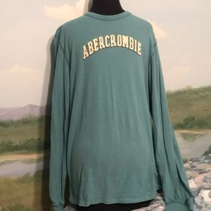 Men's Abercrombie and Fitch soft sweatshirt